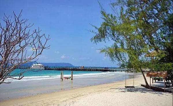 柬有引力丨好消息!柬埔寨西港将兴建4座公园