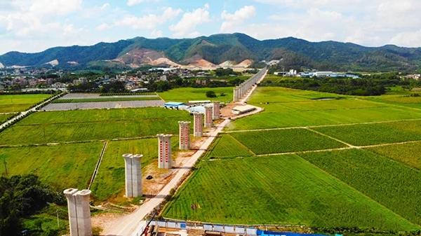 广河高铁、深汕高铁来了?惠州轨道交通最新进展!
