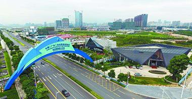 积极发挥广东自贸试验区 在粤港澳大湾区建设中的合作示范作用