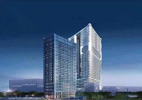 保利公馆一期精装公寓在售,预计2020年3月交房