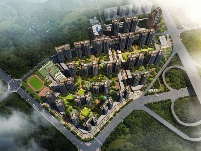 荣佳国韵18/20栋少量户型在售  价格14000-17000元/m²