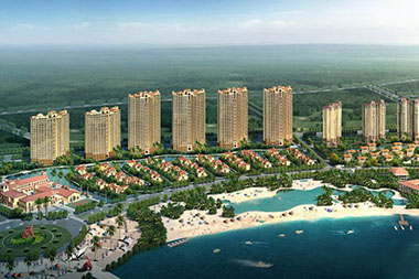 惠州富力湾高层住宅在售  均价约8500元/㎡