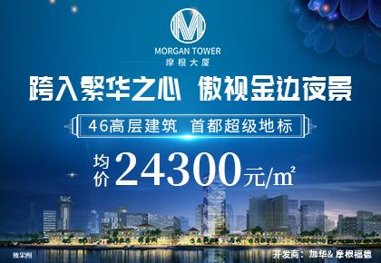 中国-摩根大厦