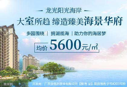 中国广西-龙光阳光海岸