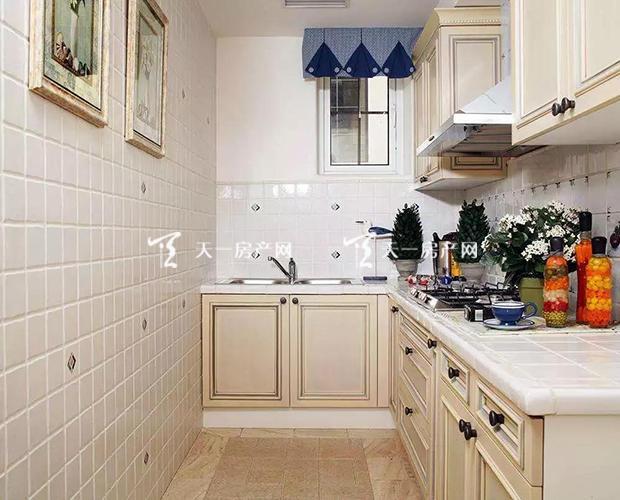 适合小户型厨房的L型橱柜设计,刚需的朋友赶紧看!